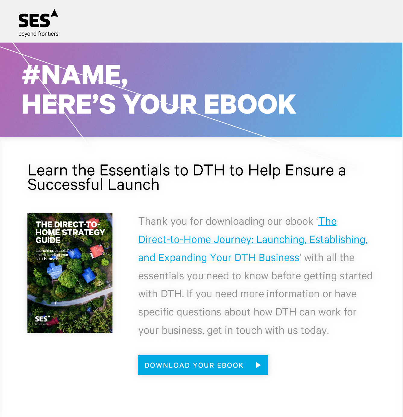 SES content marketing email marketing
