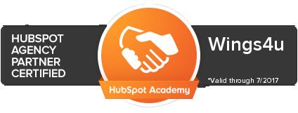 Wings4U - HubSpot Agency Partner Certified