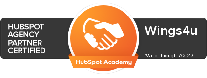 Wings4U - HubSpot Agency Partner Certified