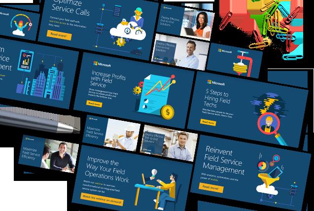 Wings4U Showcase -  Microsoft Field Services Campaign