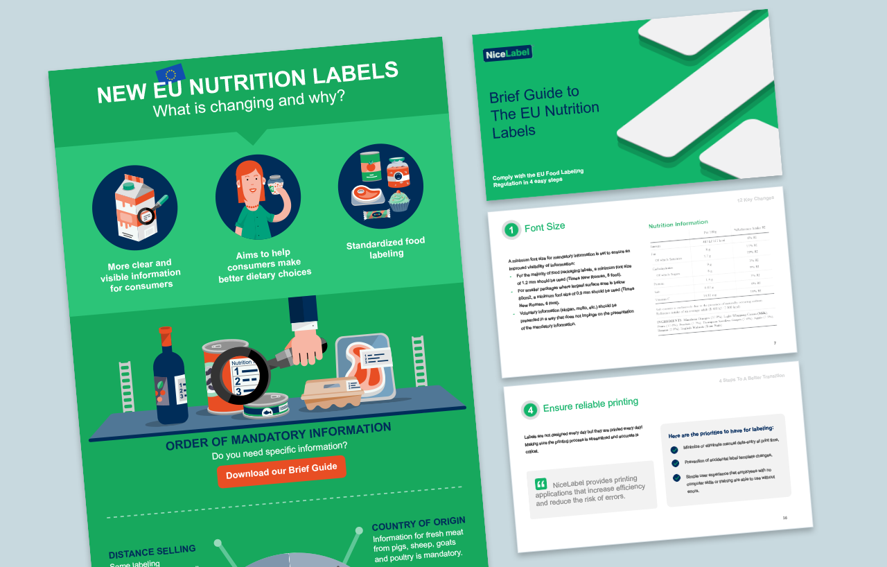 Nutrition Facts Campaign